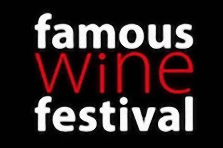 Logo Famous Wine Festival