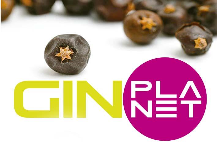 Logo Gin Planet