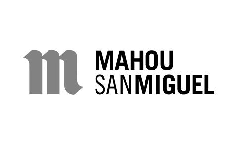 Logo San Miguel Mahou
