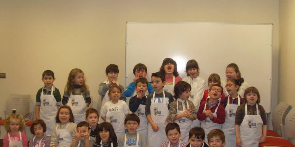 Grupo PequeÑos Chefs 2013