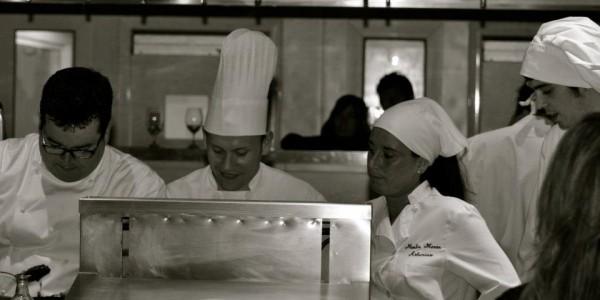Gastro Experience Casa Gerardo - Marcos Morán